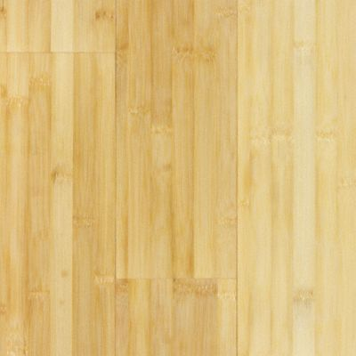 "3/8"" x 3-7/8"" Horizontal Natural Bamboo Flooring"